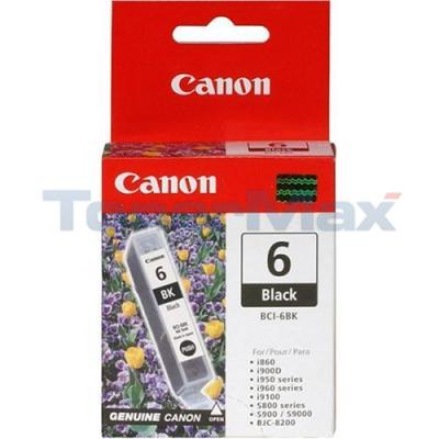 CANON BCI-6BK INK TANK BLACK